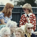 The two women had a complex relationship which saw them as rivals and as best friends Image Getty