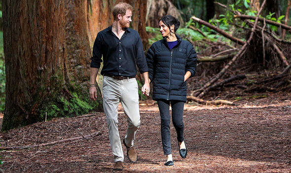Meghan Markle's nephew is set to reveal shocking secrets about the Duchess of Sussex Image GETTY