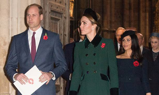 Why have Kate Middleton and Meghan Markle been carrying out private engagements Photo C GETTY
