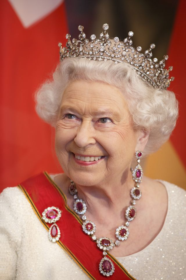 Will the Queen officially abdicate Source Getty