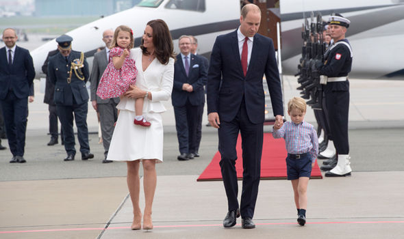 William takes after his mother he is a caring person for his family and others Image GETTY