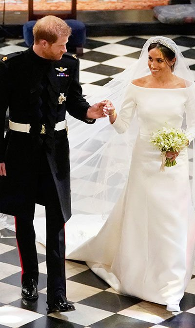 0 Prince Harry and Meghan Markle Image Getty