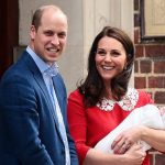 01 ROYAL BABY Prince Louis was born in April this year Image GETTY