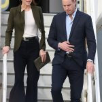 1 The Duke and Duchess of Cambridge arrived today in Cyprus for a whirlwind visit to bring festive cheer to RAF personnel