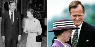 1 The Queen has paid tribute to George HW Bush Image PA GETTY