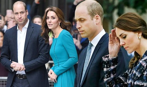 11 Kate Middleton and Prince William Image Getty