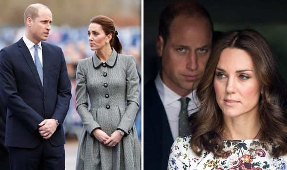 111 Kate Middleton and Prince William Image Getty