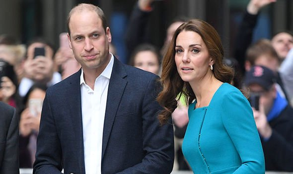 13 Kate Middleton and Prince William Image Getty