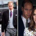 5 Kate Middleton and Prince William Image Getty