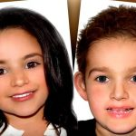 A forensic artist mocked up what Meghan and Harry's future baby may look like Photo C Inside Edition via YouTube