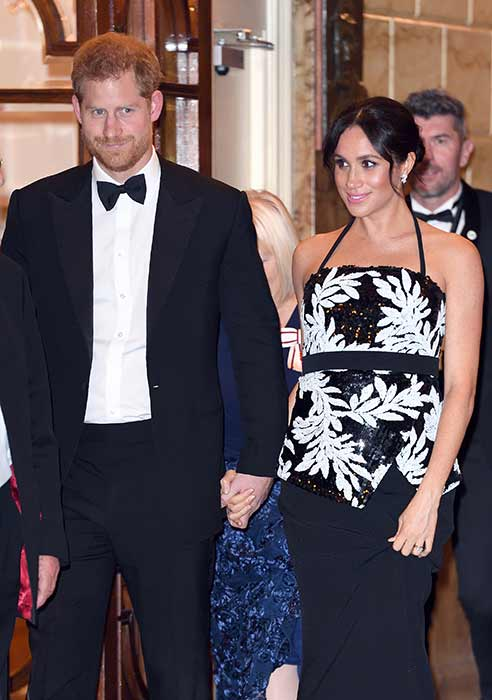 Meghan Markle just achieved something no other royal family member has Photo C GETTY