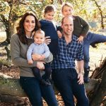 ADORABLE It will be the Cambridges first New Years Eve as a family of five Pic PA