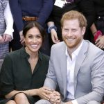 CHILLED Meghan and Harry will probably have a low key evening as Meghan is heavily pregnant Pic Getty
