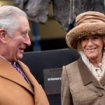 Camilla is popular with the public Image GETTY
