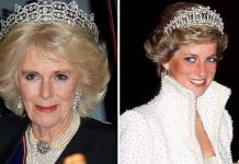 Camilla the Duchess of Cornwall and Princess Diana Image Getty