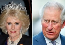 Camilla will become Queen Consort when Charles takes to the throne it has been claimed Image GETTY