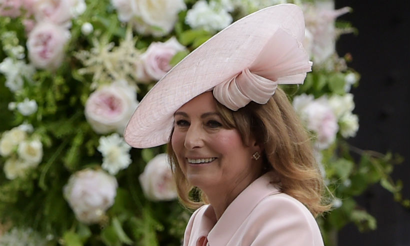 Carole Middleton has the sweetest thing to say about Prince William Photo C GETTY