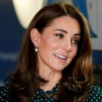 Catherine Duchess of Cambridge visits Evelina London Childrens Hospital Image GETTY