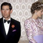 Charles and Diana pictured before their split in 1992 Image GETTY