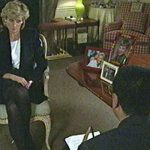 Dians Panorama interview with Martin Bashir Image Amazon Prime Diana The Woman Inside