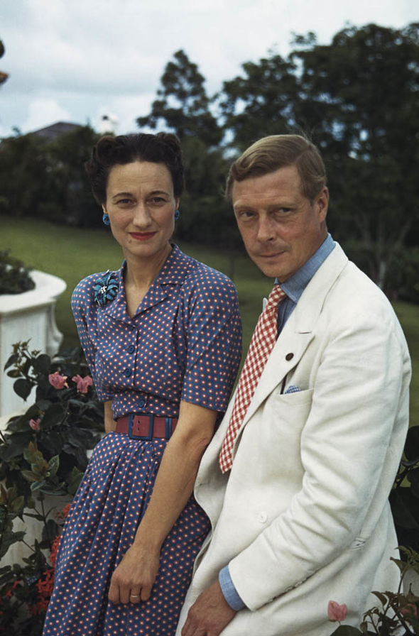 Edward VIII abdicated in 1936 to marry Wallis Simpson Image GETTY