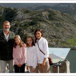 Feliz Navided from King Felipe and Queen Letizia of Spain Photo C PA