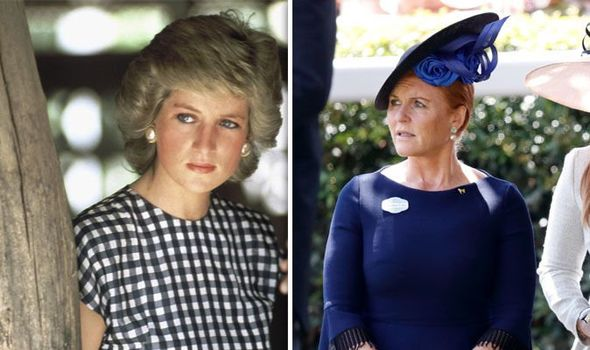 Fergie was blamed for the 1992 news leak which infuriated the Queen Image Getty