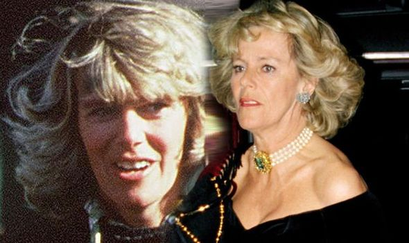 How Camilla Parker Bowles was criticised for bad teeth and dandruff Photo C GETTY IMAGES