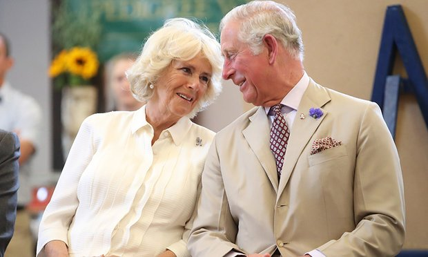 ILL Prince Charles and Camilla will probably be at home as the Duchess recovers from a cold Pic Getty