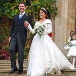 In October Princess Eugenie married her longtime sweetheart Jack Brooksbank Image GETTY
