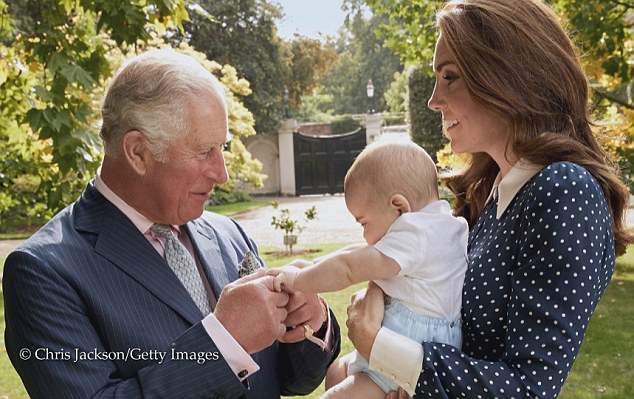 He most recently joined his family for an official portrait celebrating his grandfather Prince Charles 70th birthday 1
