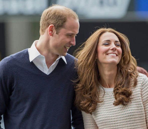Kate Middleton and Prince William Image GETTY