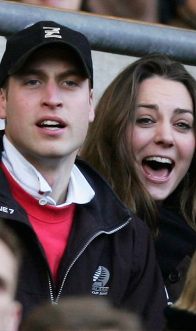 Kate Middleton and Prince William Image Getty 5