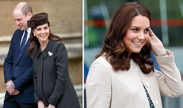 Kate Middleton family Kate and William welcomed their third child Louis in April Image GETTY