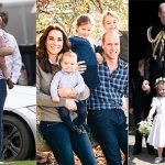 Kate Middletons best mummy moments with Prince George Princess Charlotte and Prince Louis Photo C GETTY IMAGES