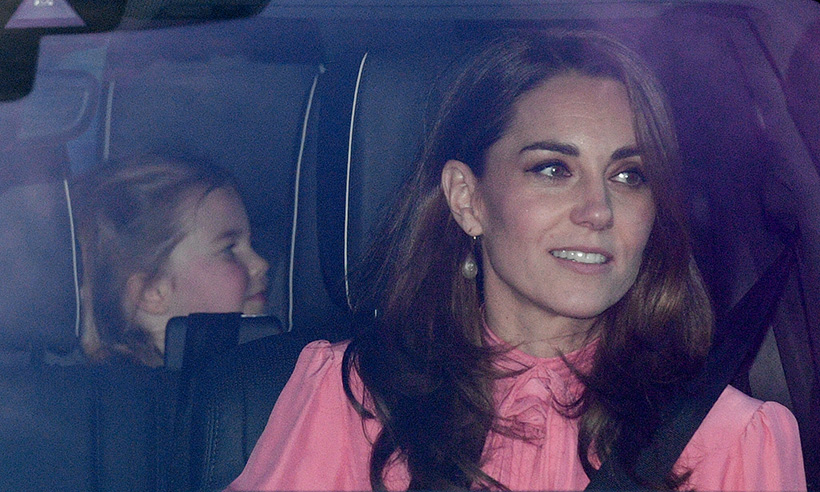 Kate Middletons daughter Princess Charlotte attending special ballet school in south London Photo C GETTY