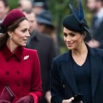 Kate and Meghan Markle played Scrabble together on Christmas Day it was claimed Image GETTY
