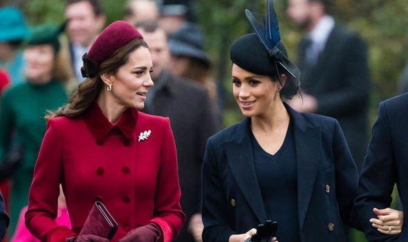 The Royal Family spent Christmas at Sandringham Image GETTY