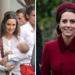 Kates sister Pippa is spending her holiday in the Caribbean Image MEGA GETTY