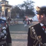 Louis Mountbatten the Prince of Wales mentor and Prince Charles Image GETTY