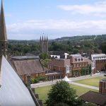 Marlborough College in Wiltshire Image GETTY
