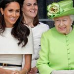 Meghan Markle Duchess Difficult Samantha Cohen was popular with both Meghan and the Queen Image GETTY