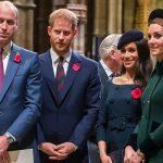 Meghan Markle Kate Middleton Prince Harry and Prince William Image Getty