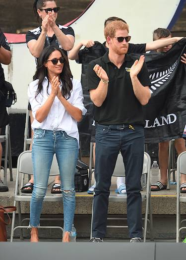 Meghan Markle and Prince Harry Photo C GETTY IMAGES