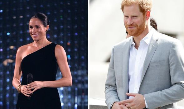 Meghan Markle and Prince Harry often need to carry out royal engagements alone Image GETTY