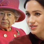 Meghan Markle and the Queen Image GETTY