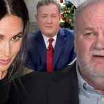 Meghan Markle fans have erupted in fury over her fathers interview with Piers Morgan this morning Image GETTY•GMB ITV