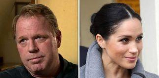 Meghan Markle hasnt spoken to her family since her Royal Wedding Image GETTY SPLASH