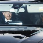 Meghan Markle is spending Christmas with Harry at the Queens Sandringham Estate Image EPA