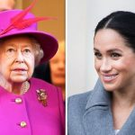 Meghan Markle is thought to have turned down the Queens help Image GETTY